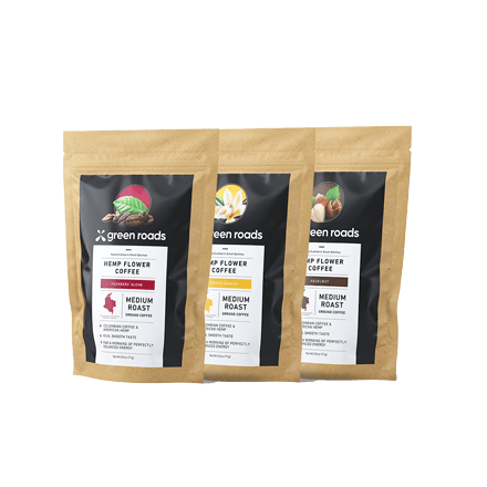 Green Roads Coffee Bundle