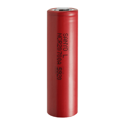 Sanyo NCR20700A 20700 Battery