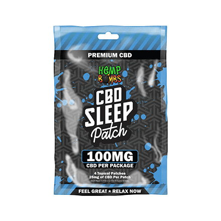 hemp bombs cbd sleep patch