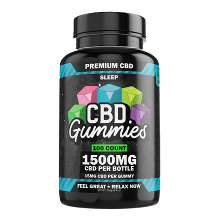 hemp bombs sleep cbd gummies