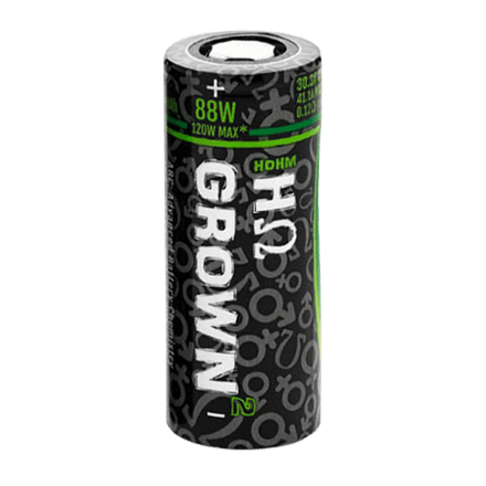 Hohm Grown 2 26650 battery