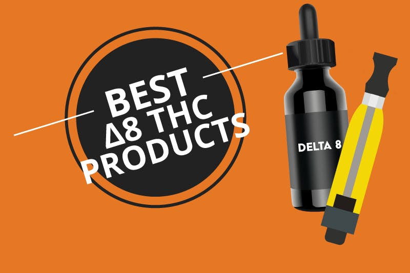 Best Delta 8 THC Products 2021