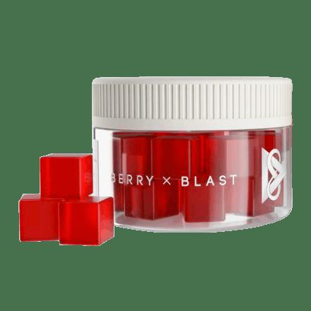 D8 Delta 8 THC Gummies Berry Blast