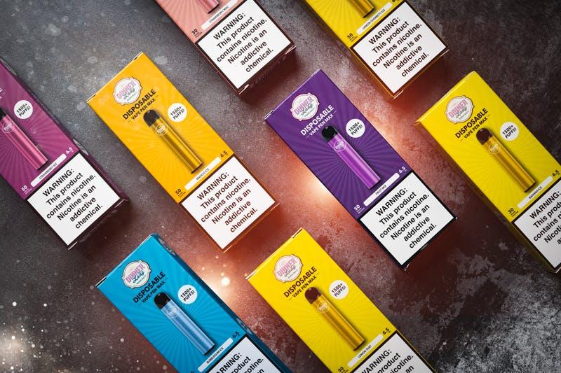 Dinner Lady Vape Pen Max Review: The Longest Lasting Disposables