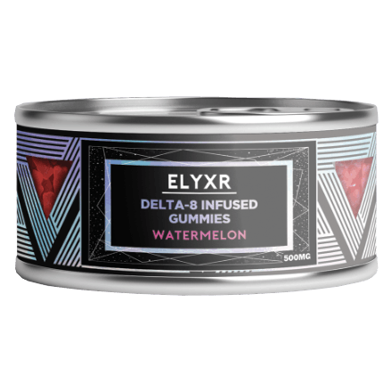 Elxyr Delta 8 THC Gummies