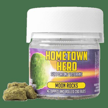 Hometown Hero Moon Rocks