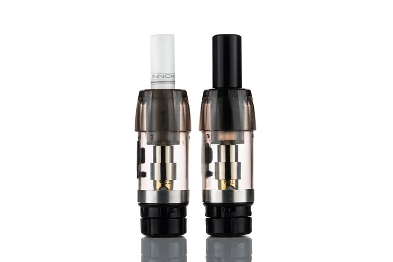 Innokin EQ FLTR Pods with filter and drip tip