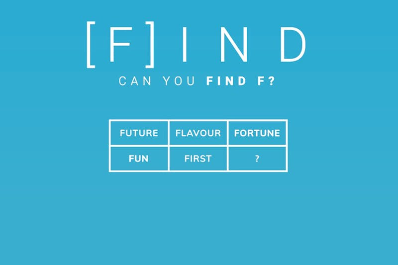 """Innokin New Generation Vape Technology: Find """"F"""" To Find the Code!"""