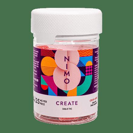 Nimo Nutrition Delta 8 Gummies