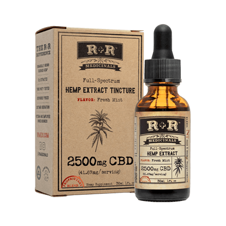 R+R Medicinals CBD Oil