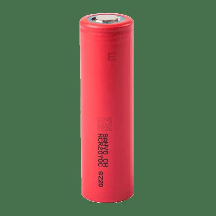 Sanyo NCR2070C battery