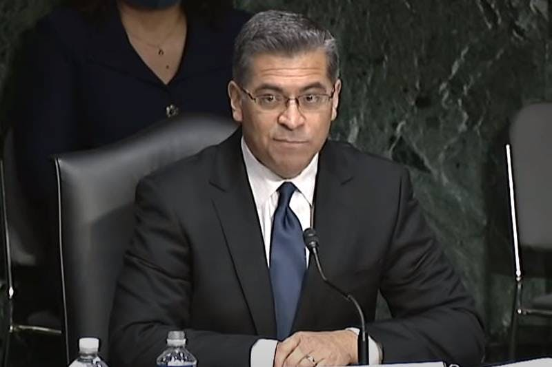 Senate Confirms Xavier Becerra as HHS Secretary