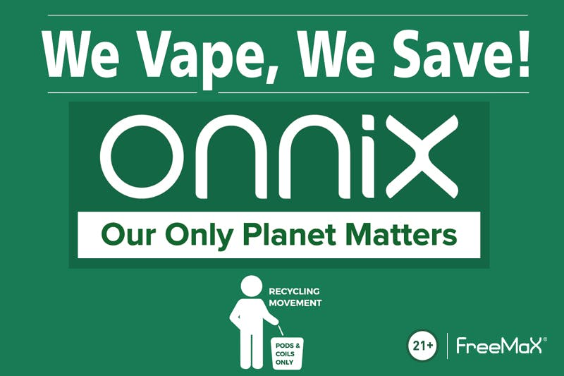 "Freemax Press Release: The ""We Vape, We Save!"" Campaign"