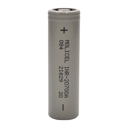 Molicel INR20700A Battery