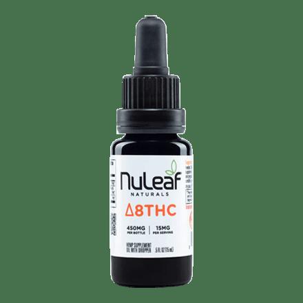 NuLeaf Delta 8 THC Oil