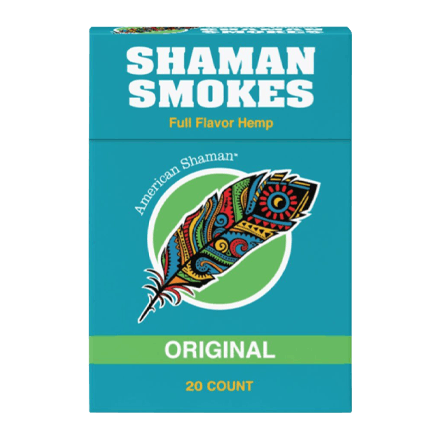 CBD American Shaman Smokes