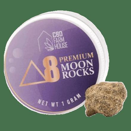CBD Farmhouse Delta 8 Moon Rocks