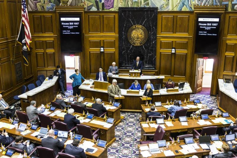 Indiana Passes a Vaping Tax Without Public Input