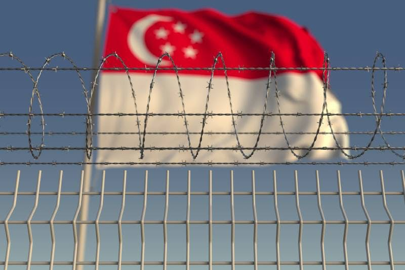 Singapore: Four Serve Prison Terms for Selling Vapes