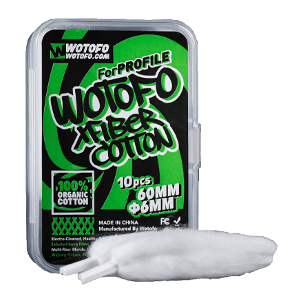Wotofo X-Fiber Cotton