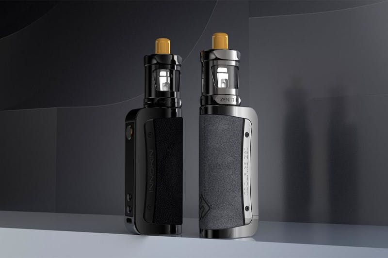 Press Release: Innokin Launches CoolFire Z80 Zenith II Kit Featuring the Fourth-Generation Vaping Technology
