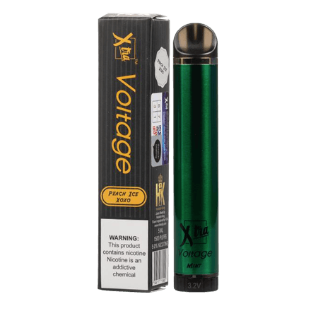 Xtra Voltage nicotine disposable pen