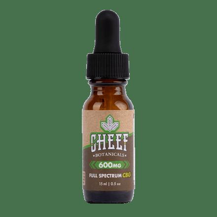Cheef Botanicals CBG Oil