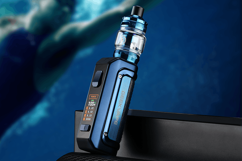 Geekvape Aegis M100 (Mini 2) Review: Test Results Are In
