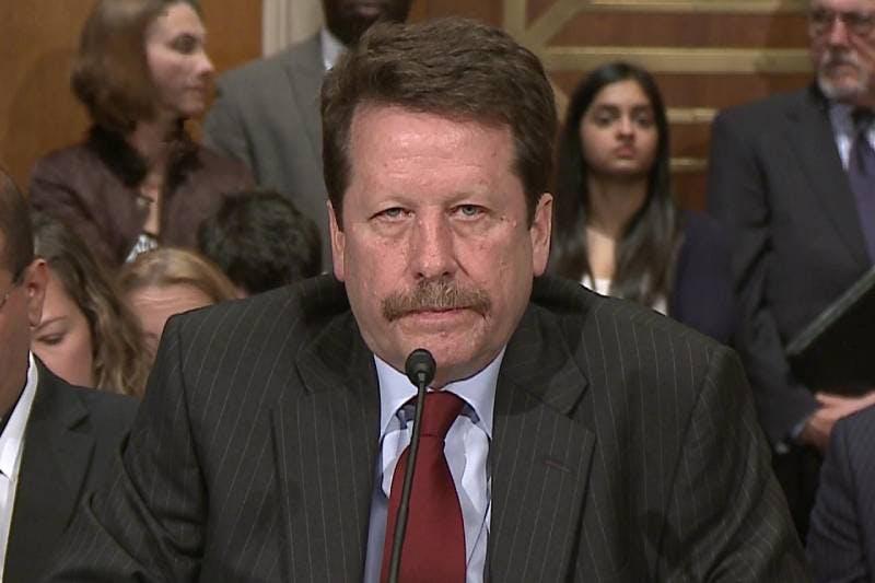 Biden Could Pick Vaping Foe Robert Califf as FDA Chief