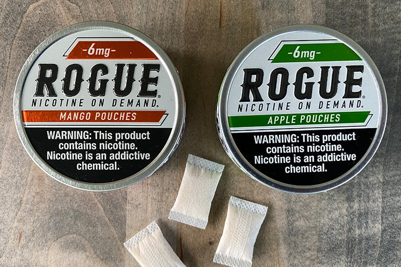 Rogue Nicotine Pouches Review